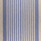SO IL073 840 BLUE THIN STRIPE    - 100% Linen - Canvas (9.1 oz/yd<sup>2</sup>)