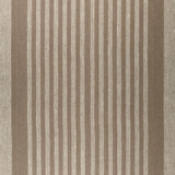 IL073 846 BROWN THIN STRIP    - 100% Linen - Canvas (9.1 oz/yd<sup>2</sup>)