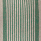 SO IL073 847 GREEN STRIPES    - 100% Linen - Canvas (9.1 oz/yd<sup>2</sup>)