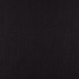 IL090   BLACK Softened - 100% Linen - Canvas (8 oz/yd<sup>2</sup>)