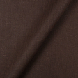 IL090   CHOCOLATE Softened - 100% Linen - Canvas (8 oz/yd<sup>2</sup>)