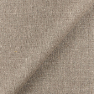 IL090 100% Linen fabric NATURAL -