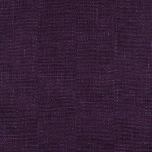IL090   ROYAL PURPLE Softened - 100% Linen - Canvas (8 oz/yd<sup>2</sup>) - 20.00  Yards