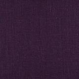SO IL090   ROYAL PURPLE Softened - 100% Linen - Canvas (8 oz/yd<sup>2</sup>)