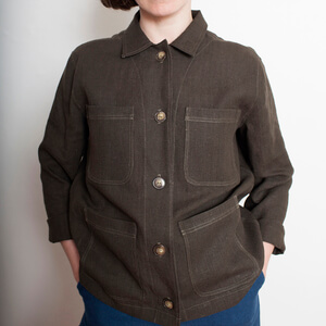 Paola — Paola Workwear Jacket Pattern