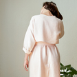 Lola  — Linen Trench Pattern