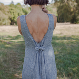 Val — Backless Maxi Dress Pattern