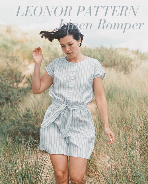 Leonor — Romper Pattern