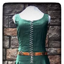 Maeve Dress in Evergreen